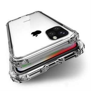 NEW iPhone 11/Pro/Max Clear Shockproof Case
